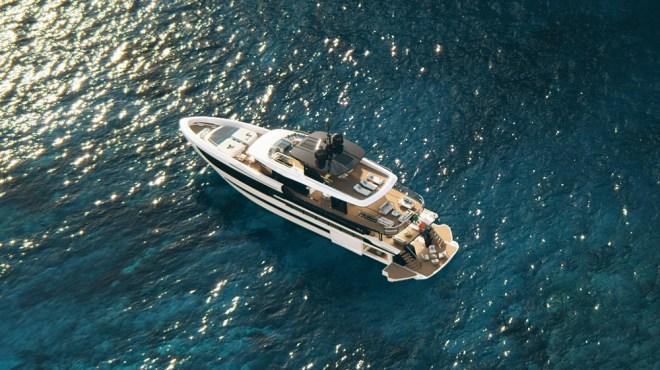 Mangusta Oceano 39 Superyacht