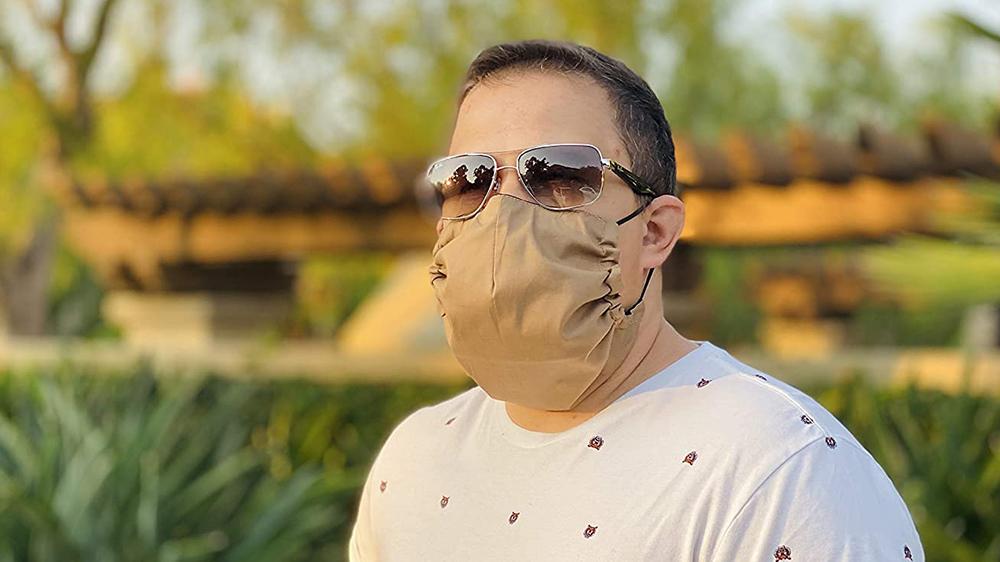 Mashele XL Face Mask