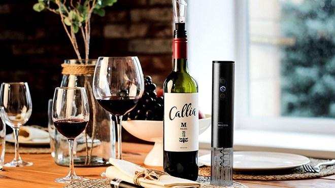 Meridia Electric Wine Opener