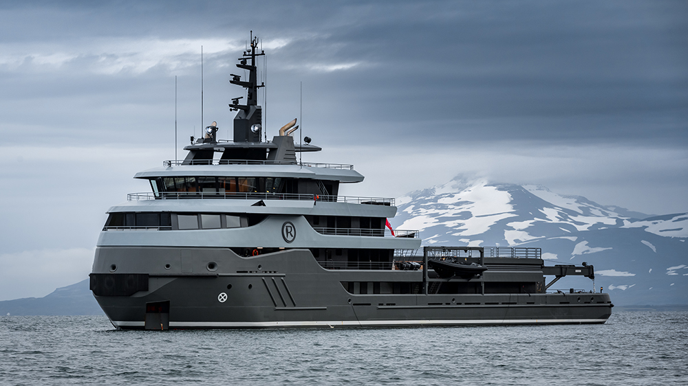 The Best New Expedition Yachts to Charter to the Ends of the Earth