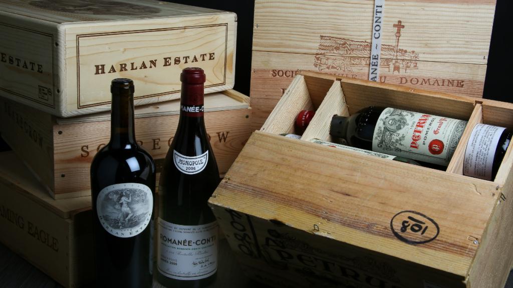Benchmark Wines Case