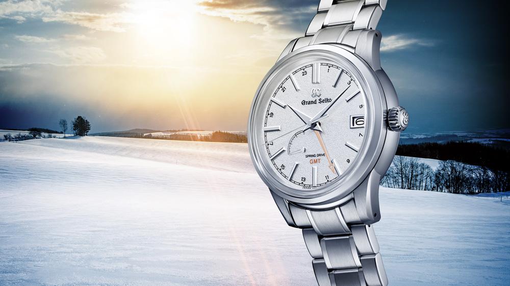 Grand Seiko's 24 Seasons TŌji (or Winter) Watch
