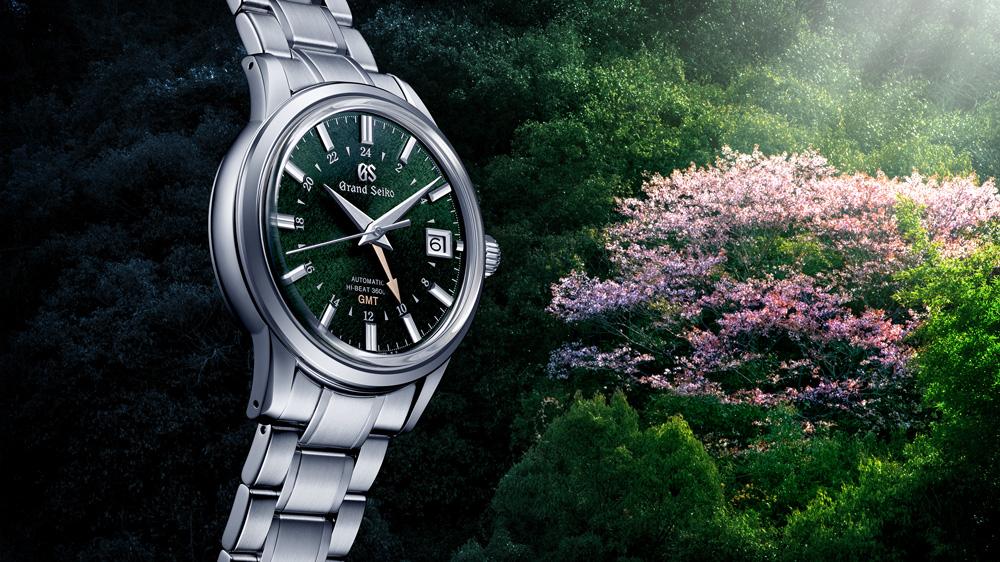 Grand Seiko's 24 Seasons Shunbun (or Spring) Watch