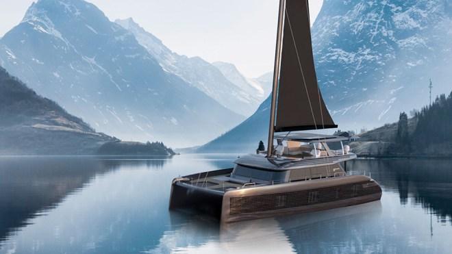 Sunreef 80 Eco catamaran