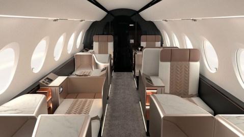Airgo Design Supernova G280 seat