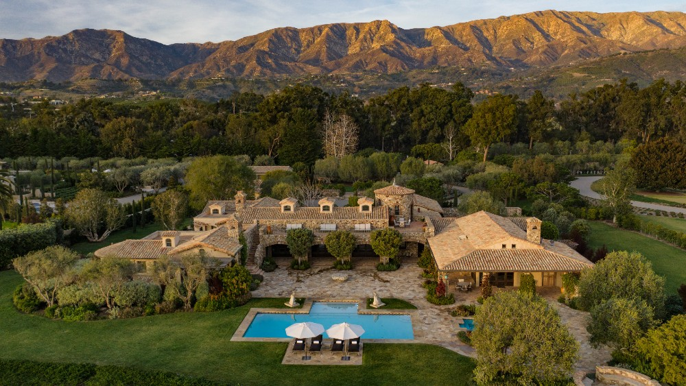 The Sanctuary, California's Most Expensive Home