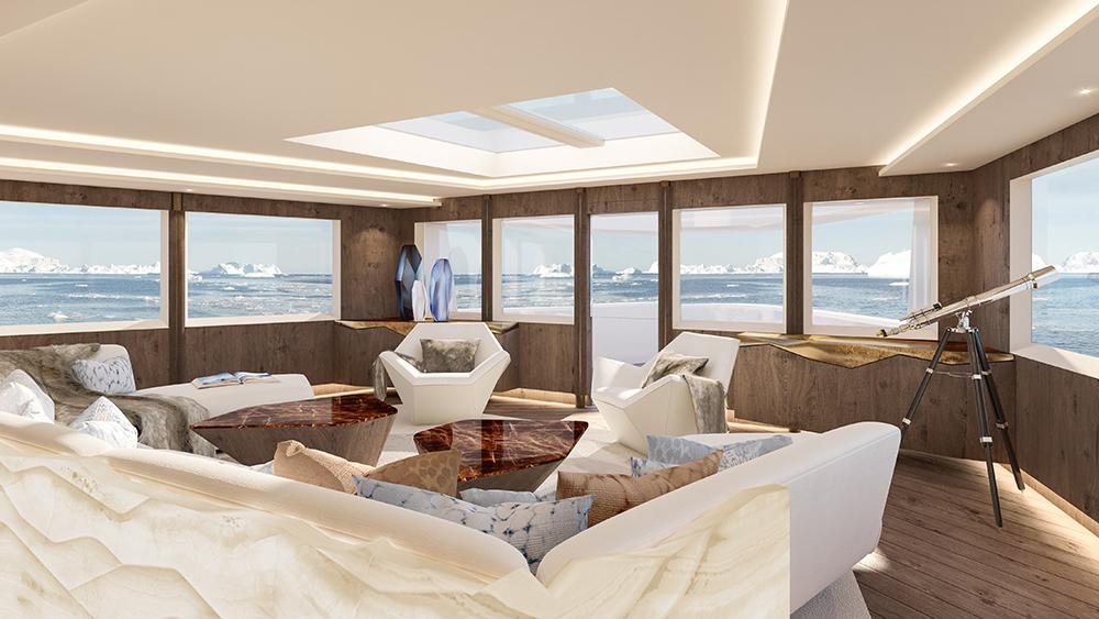 Winch Design's Observation Lounge