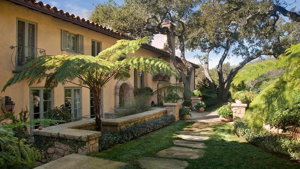 Adam Levine Montecito Estate