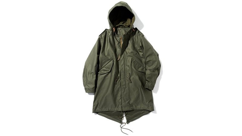 The Real McCoy's for The Armoury M-51 Field Parka