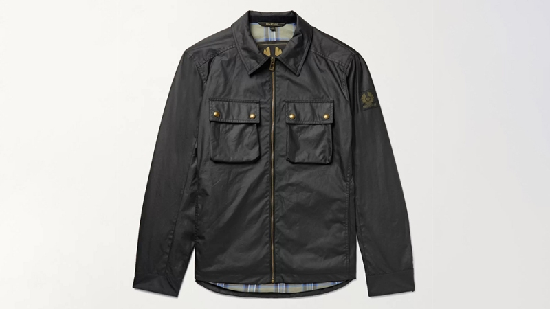 Belstaff 'Dunstall' Waxed Cotton Jacket