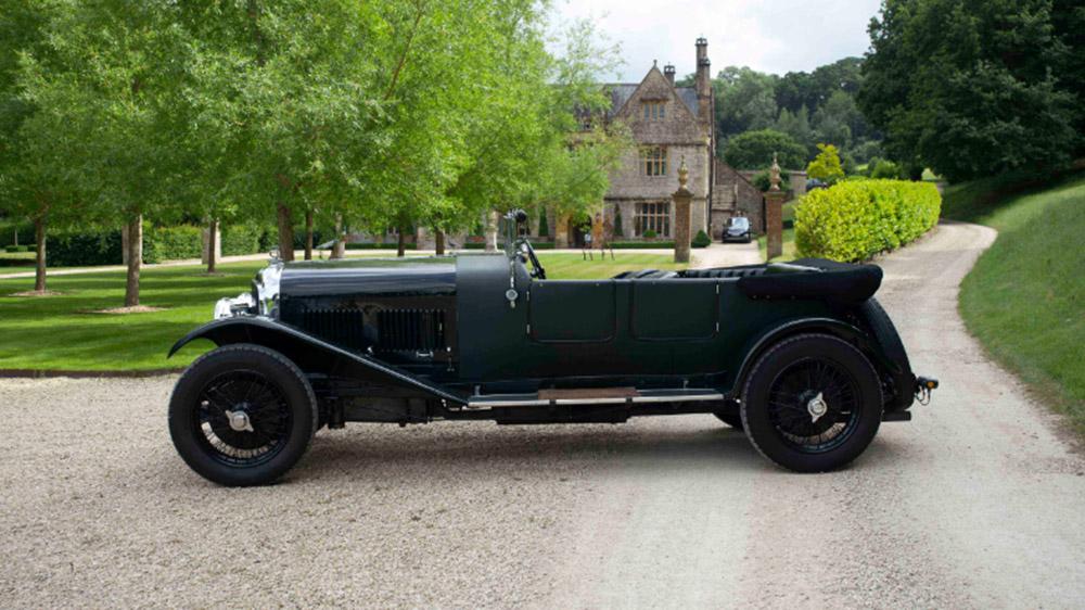 1929 WO Bentley 4.5 Liter