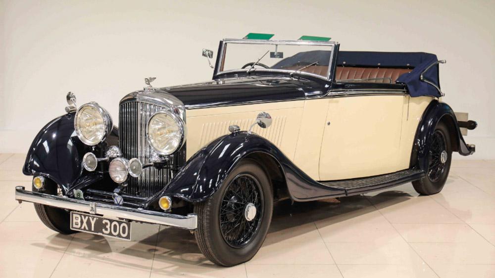 1935 Derby 3.5 Liter