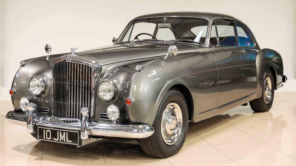 1956 Bentley S1 Continental Fastback