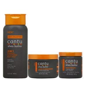 Cantu Men's Hair Care Three-piece Set
