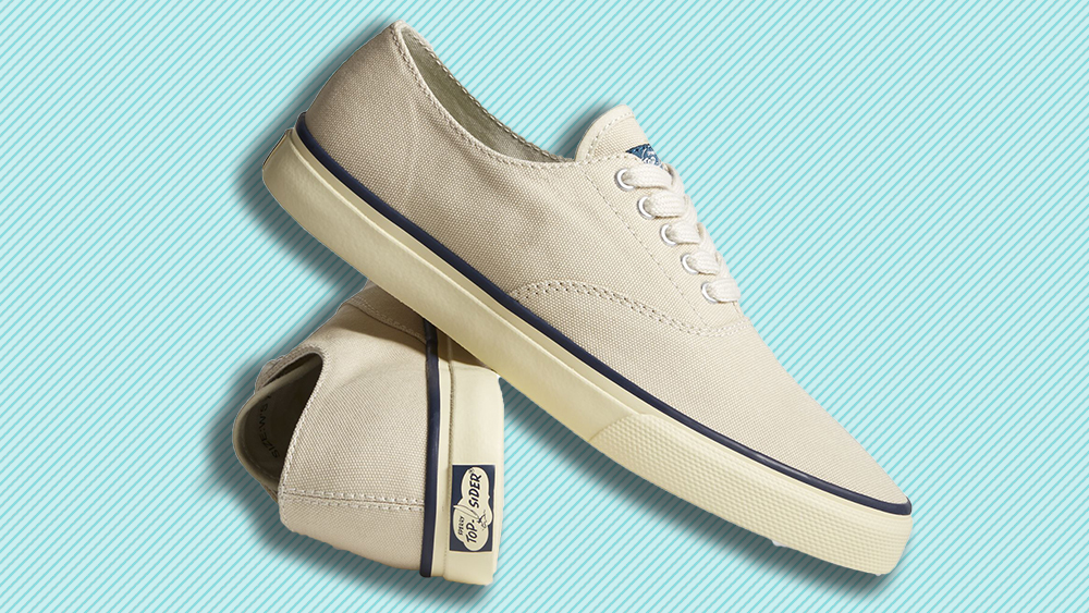 Sperry's original CVO deck sneakers.