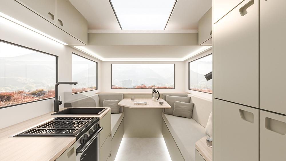 Darc Mono luxury campuer