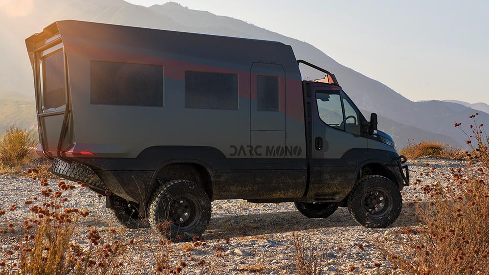Darc Mono luxury camper