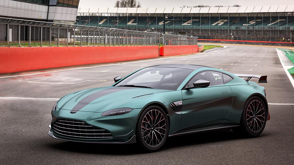 Aston Martin F1 Edition coupé