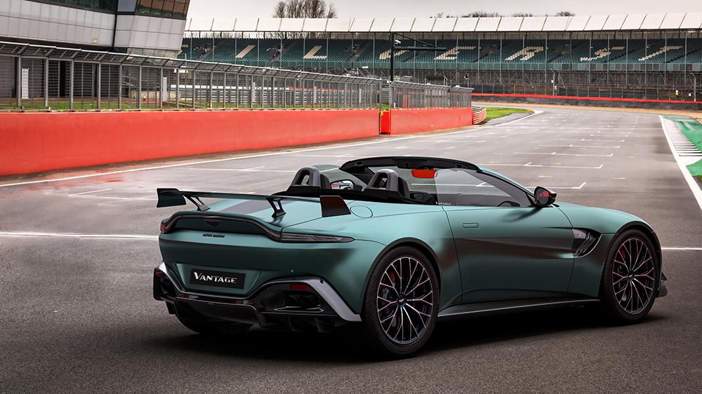 Aston Martin F1 Edition roadster