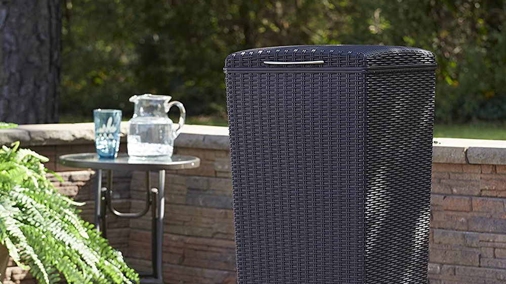 The Best Outdoor Trash Cans on Amazon