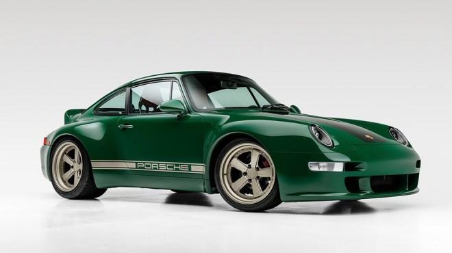Gunther Werks Irish Green Commission Porsche 911