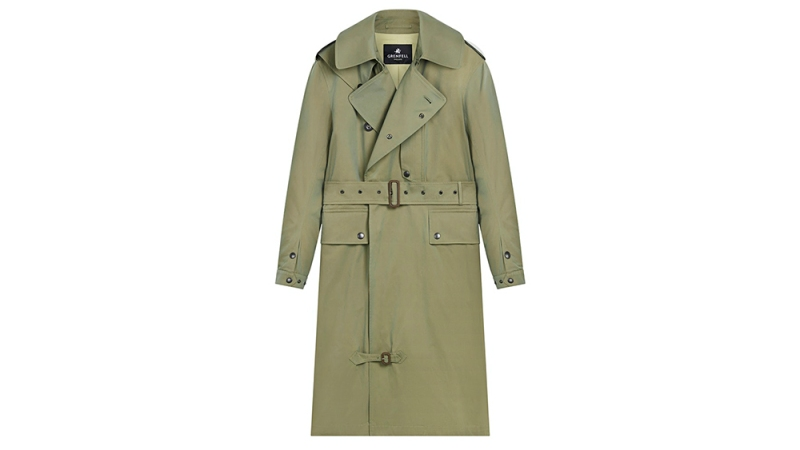 Grenfell 'Despatch Riders' Coat