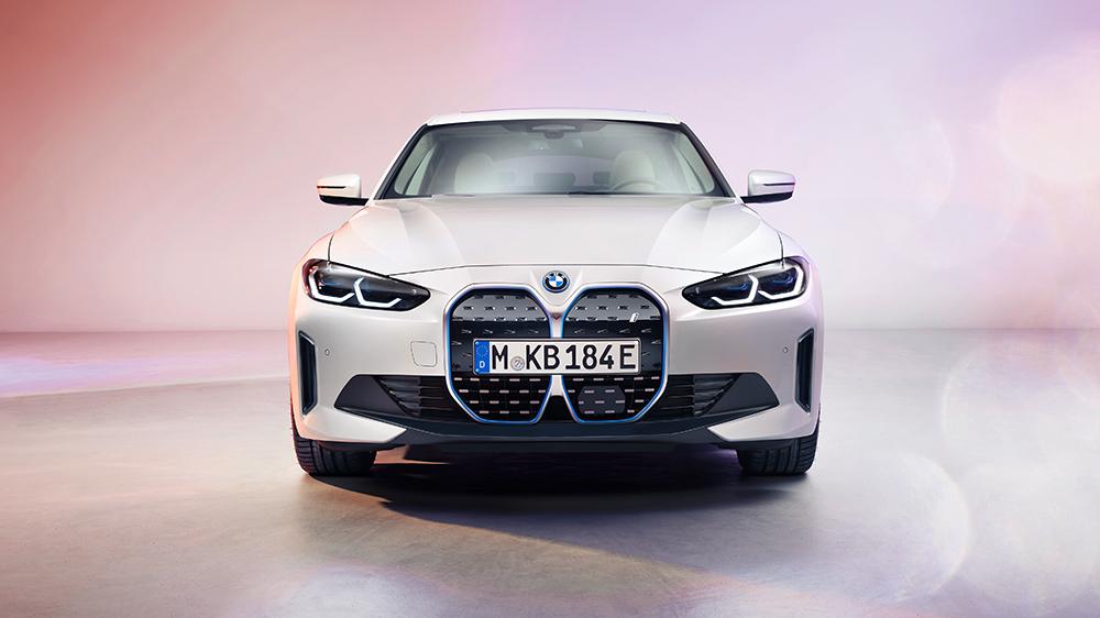 BMW i4 sedan