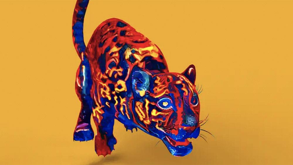 """Carlos Marciel's """"Jaguar-Soul"""""""