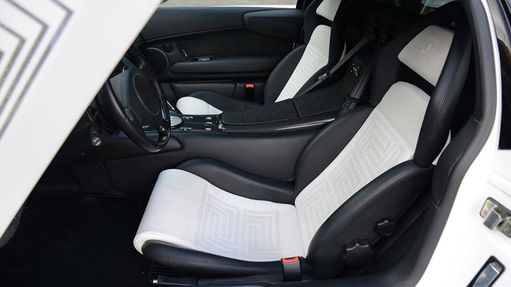 2012 Lamborghini Murcielago Versace