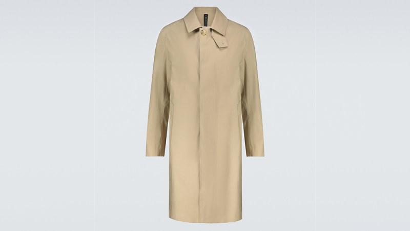 Mackintosh 'Oxford' Raincoat