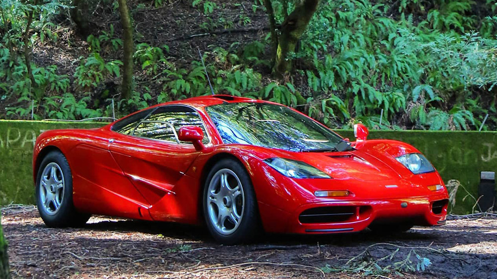 This 1-of-7 McLaren F1 Just Went up for Sale
