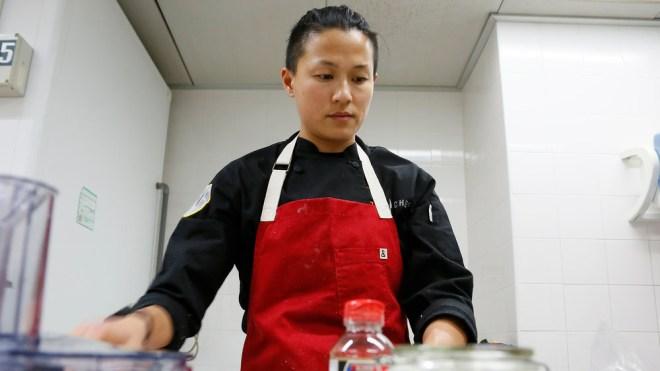Melissa King Top Chef Champ