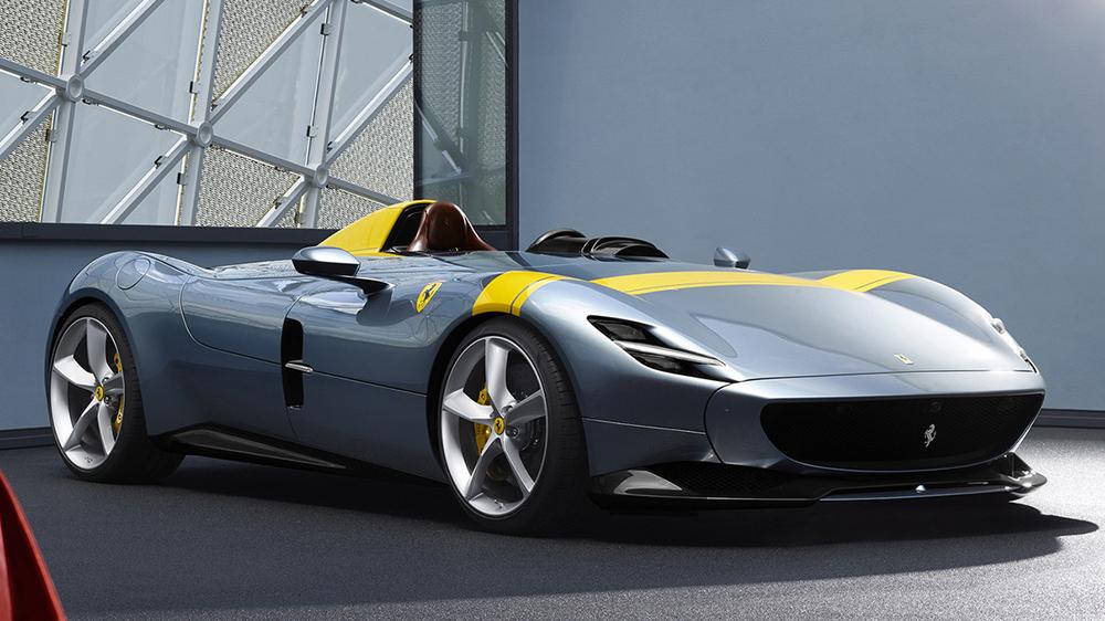 2019 Ferrari Monza SP1