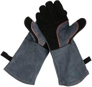 OZERO Heat Resistant Grill BBQ Gloves