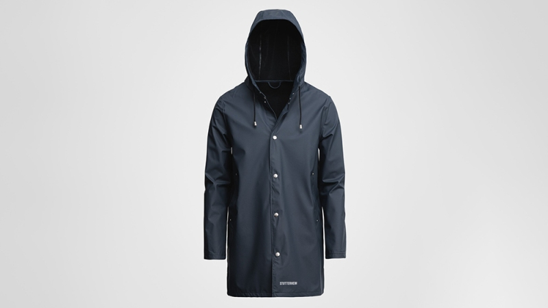 Stutterheim 'Stockholm LW' Raincoat