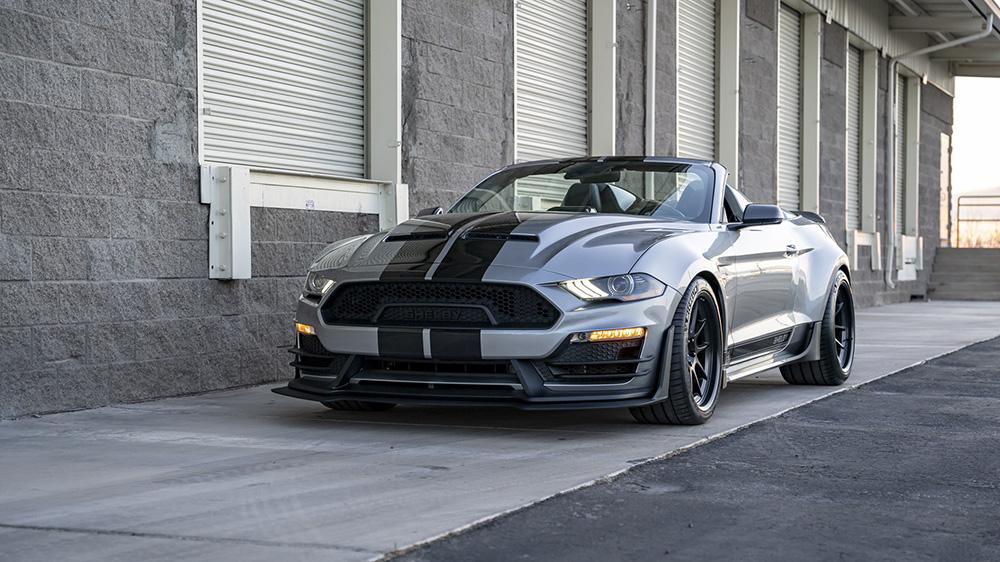 2021 Ford Mustang Shelby Super Snake Speedster