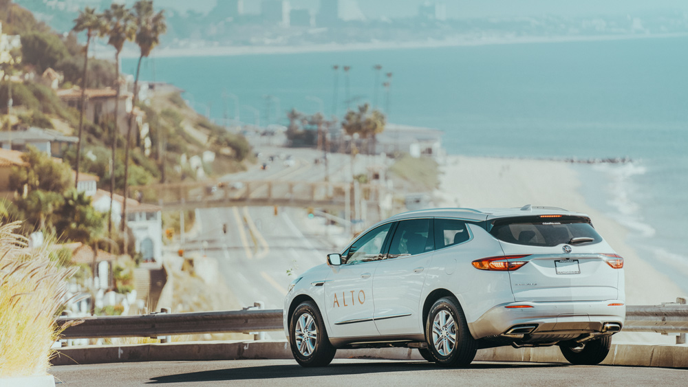 Alto, an upscale ride-sourcing service currently in Dallas, Houston and Los Angeles.