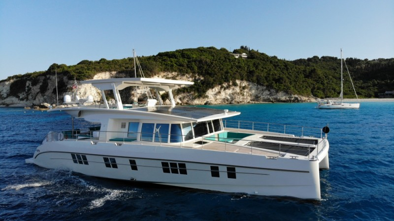 These six electric yachts are zero emissions and nearly silent.