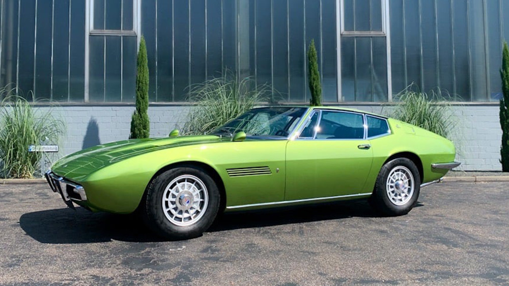 1968 Maserati Ghibli 4.9 SS