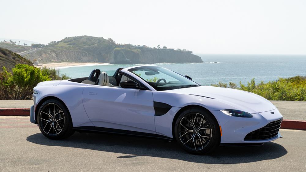 Aston Martin 2021 Vantage Convertible
