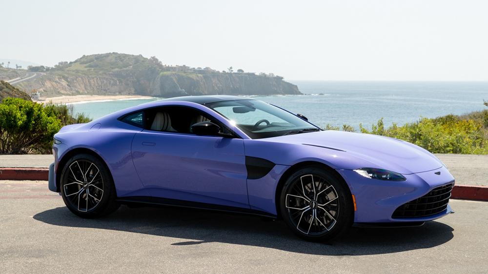 Aston Martin 2021 Vantage Coupe