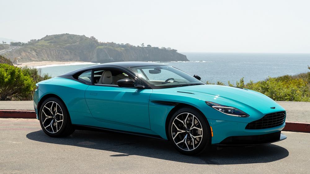 Aston Martin 2021 DB11 Coupe