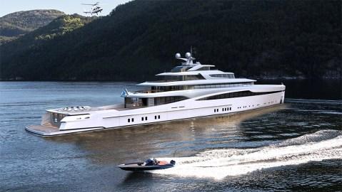 Ark Explorer Yacht