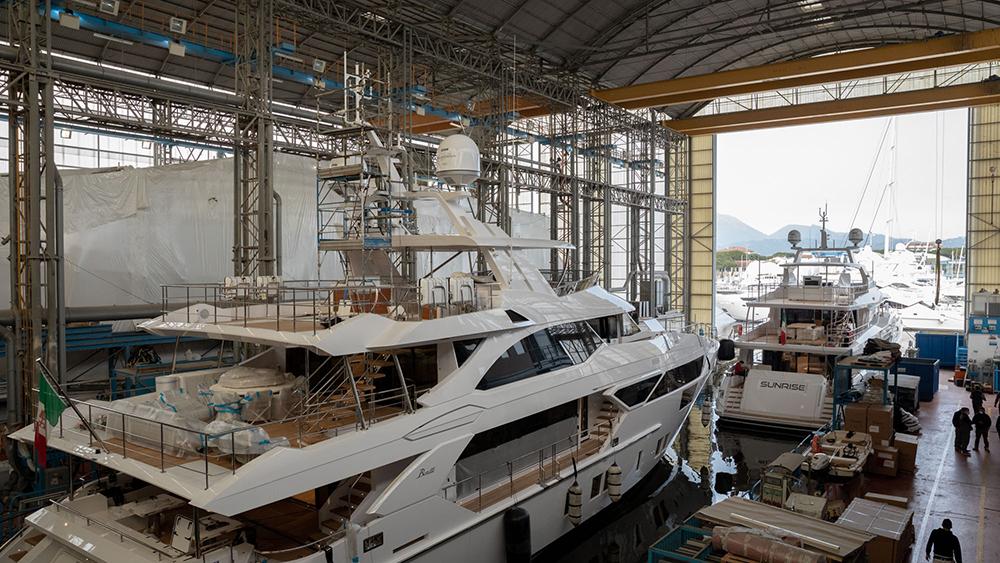 Benetti Shipyard