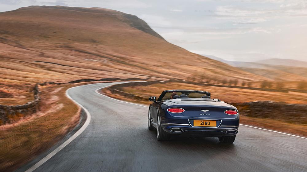 2022 Bentley Continental GT Speed Convertible