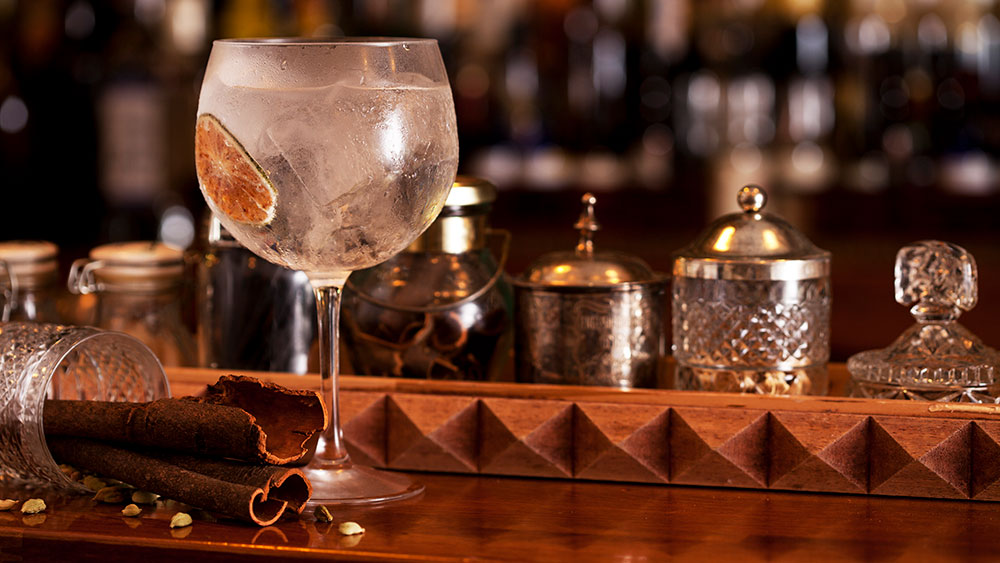 The Herbalist's G&T