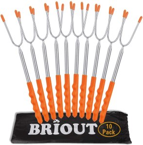 Briout Exra-Long Barbecue Fork