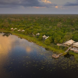 DumaTau Wilderness Safaris Botswana