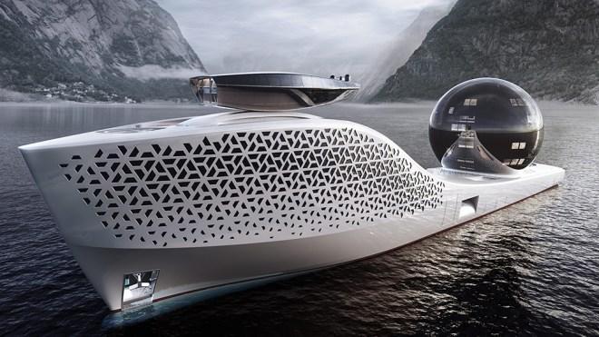 Earth 300 Explorer Vessel