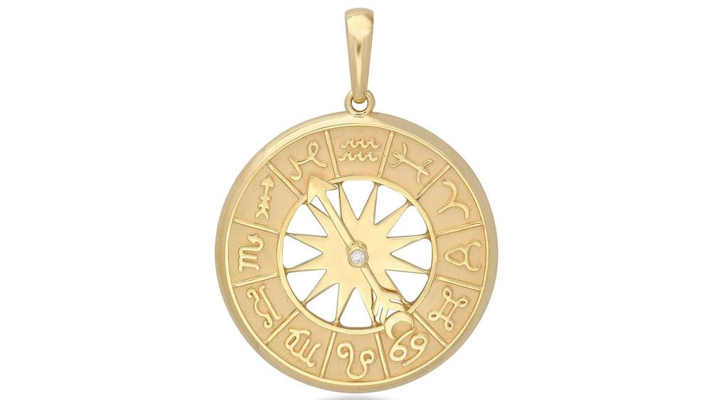 Established Multi-Sign Zodiac Pendant